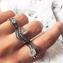 Wifey Ring Set - Regal Collective