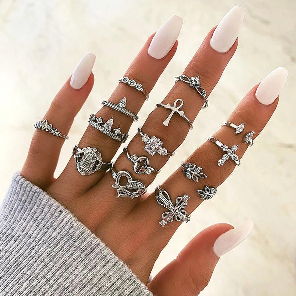 Amor Ring Set - Regal Collective