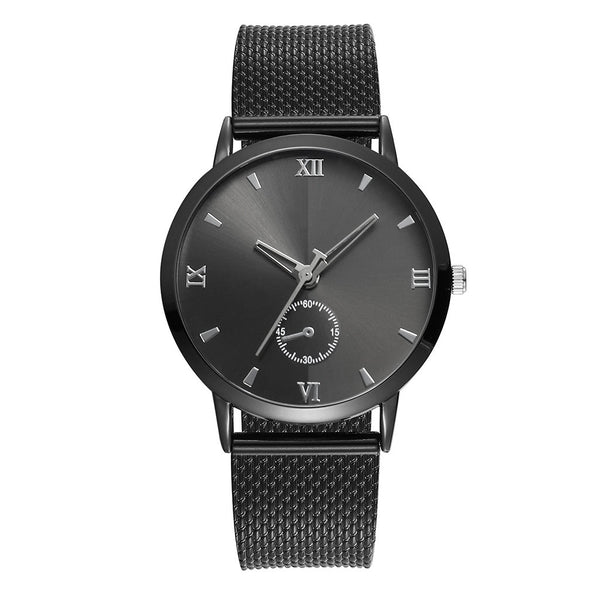 RC SKY WRIST WATCH - BLACK - Regal Collective