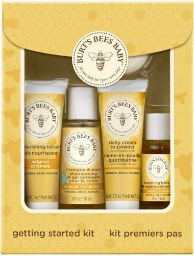 Burt's Bees Baby Bee Getting Started Pack