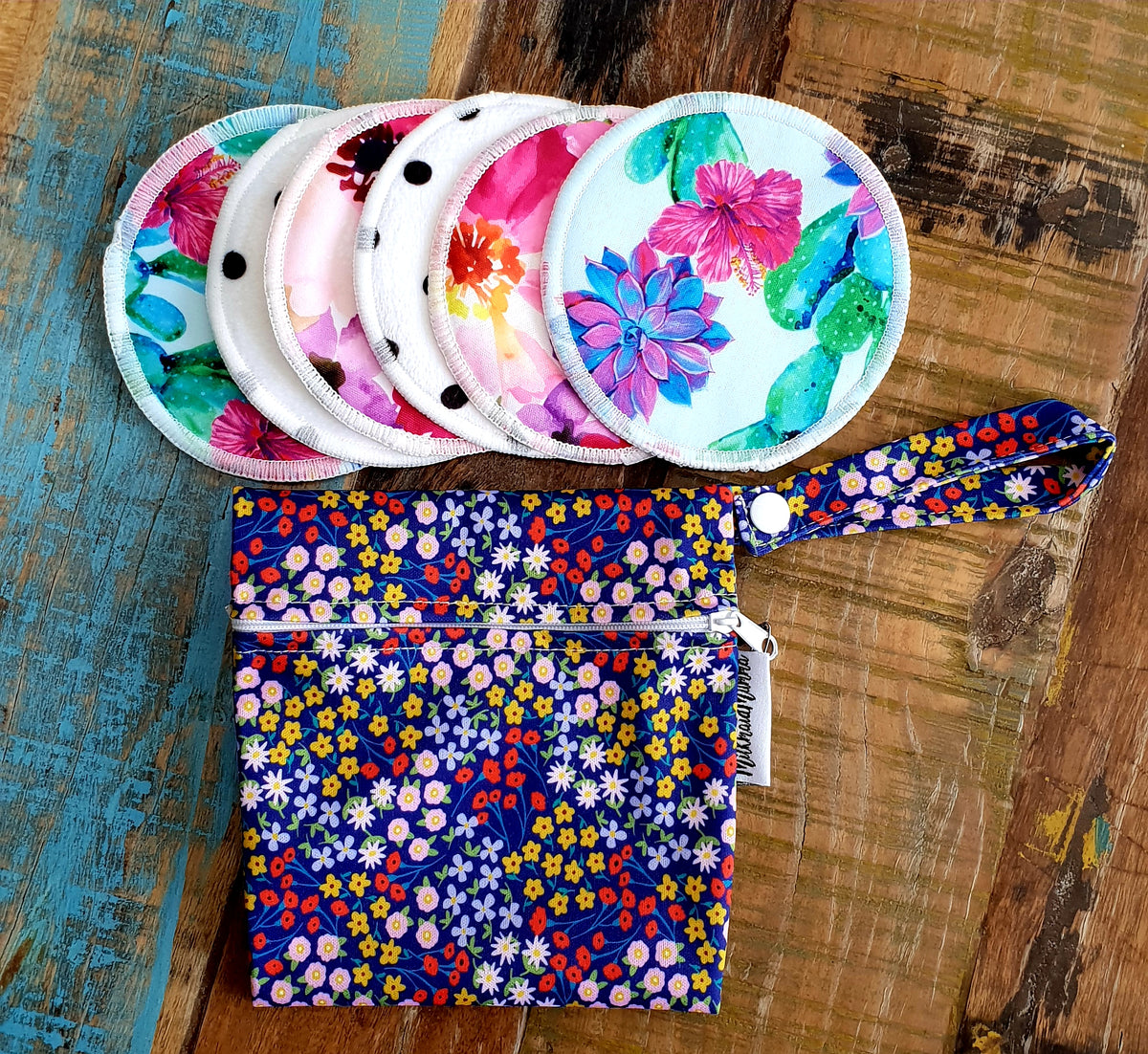 Milkmaid Mumma Eco Friendly Reusable Nursing Pads
