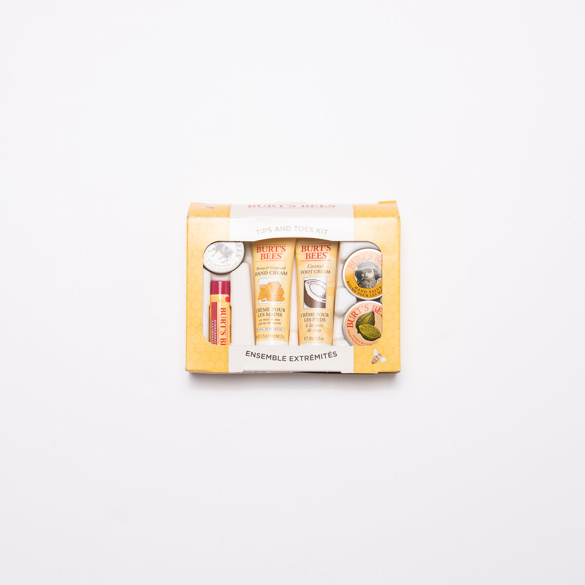 Burt's Bees Tips and Toes Starter Kit