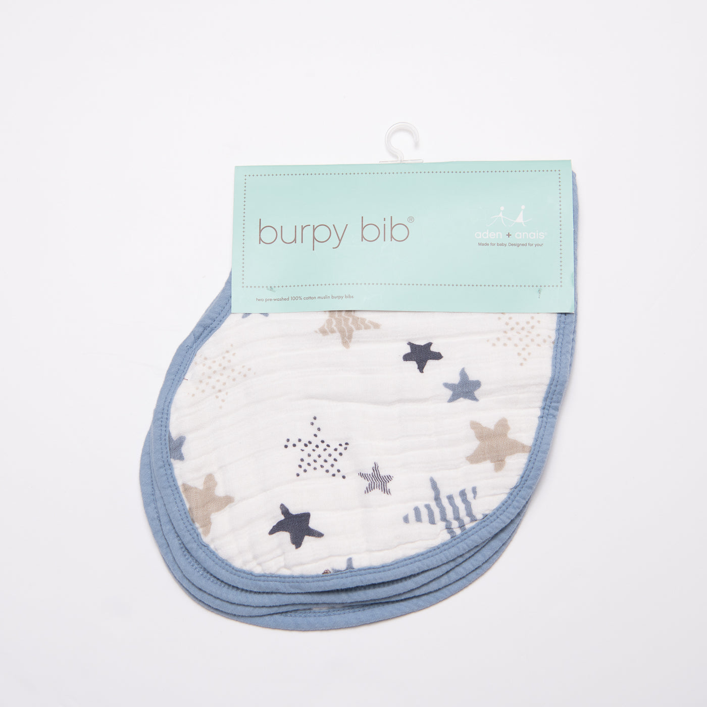 Lovestruck classic burpy bib 2 pack