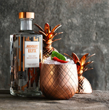 Stainless Steal Copper Pineapple Chalice