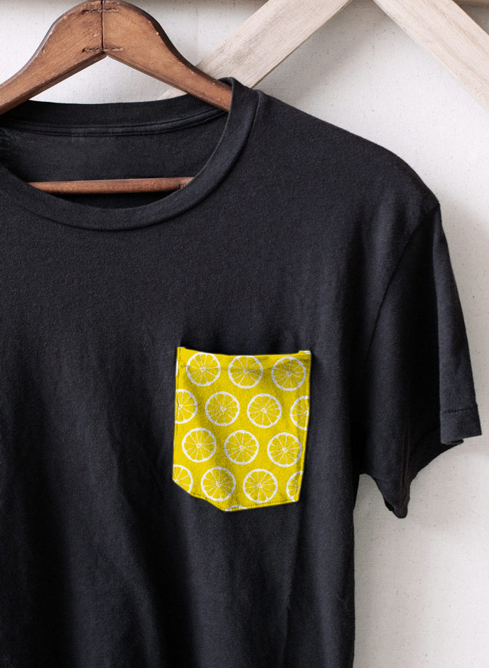 Lemony Fresh Pocket T-Shirt