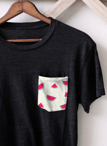 Watermelon Pocket T-Shirt
