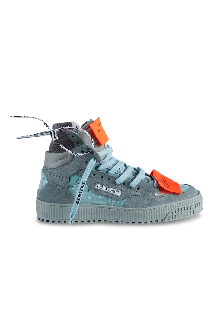 Off Court Sneaker - Mint/Optical White