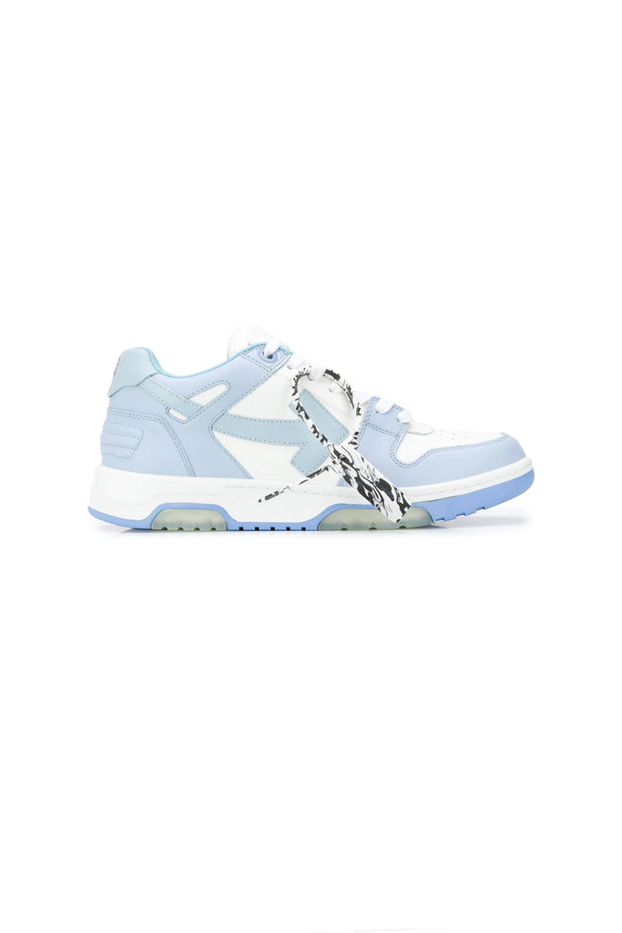 OOO Out Of Office - White/Light Blue