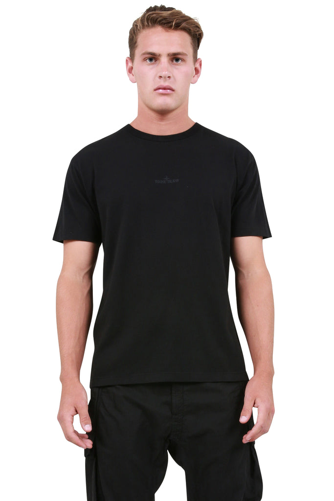 Graphic Seven Logo T-shirt - Black