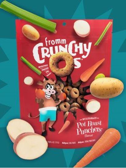 Fromm Crunchy O's - Pot Roast Punchers
