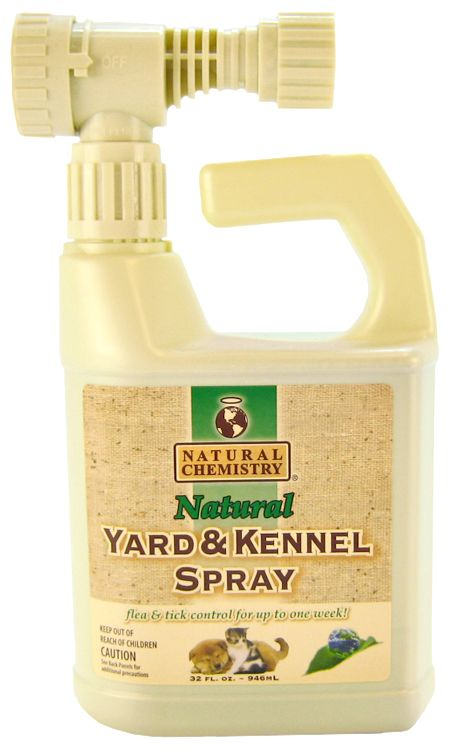 Natural Yard & Kennel Spray, 32oz
