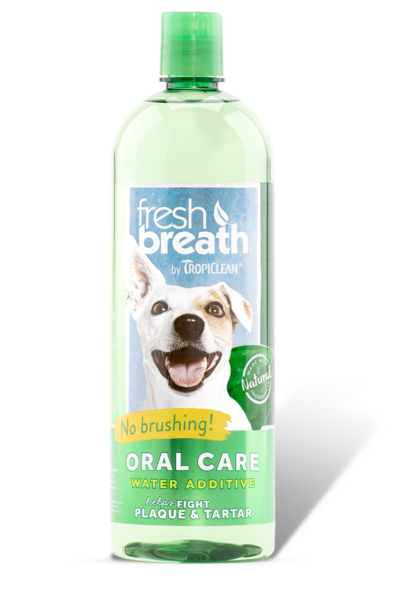 Fresh Breath Water Additive, 33.8oz