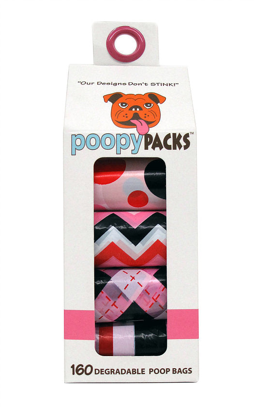 Poopy Packs®, Multi 8pk