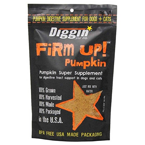 Firm Up! Pumpkin Supplement, 1oz