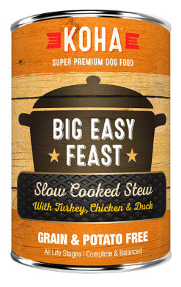 Big Easy Feast Stew, 12.7oz - Rocky & Maggie's Pet Boutique and Salon