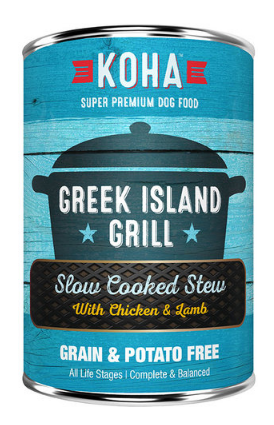 Greek Island Grill Stew, 12.7oz