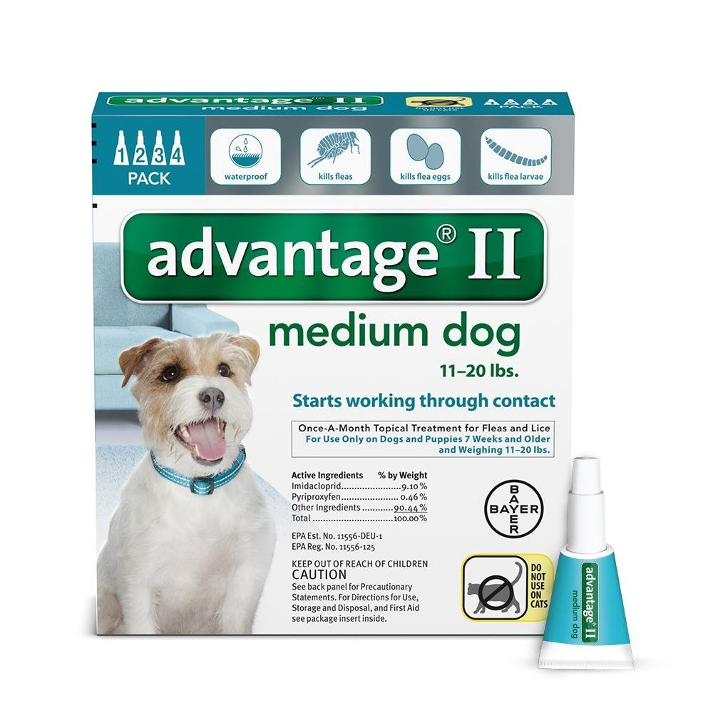 K9 Advantage II