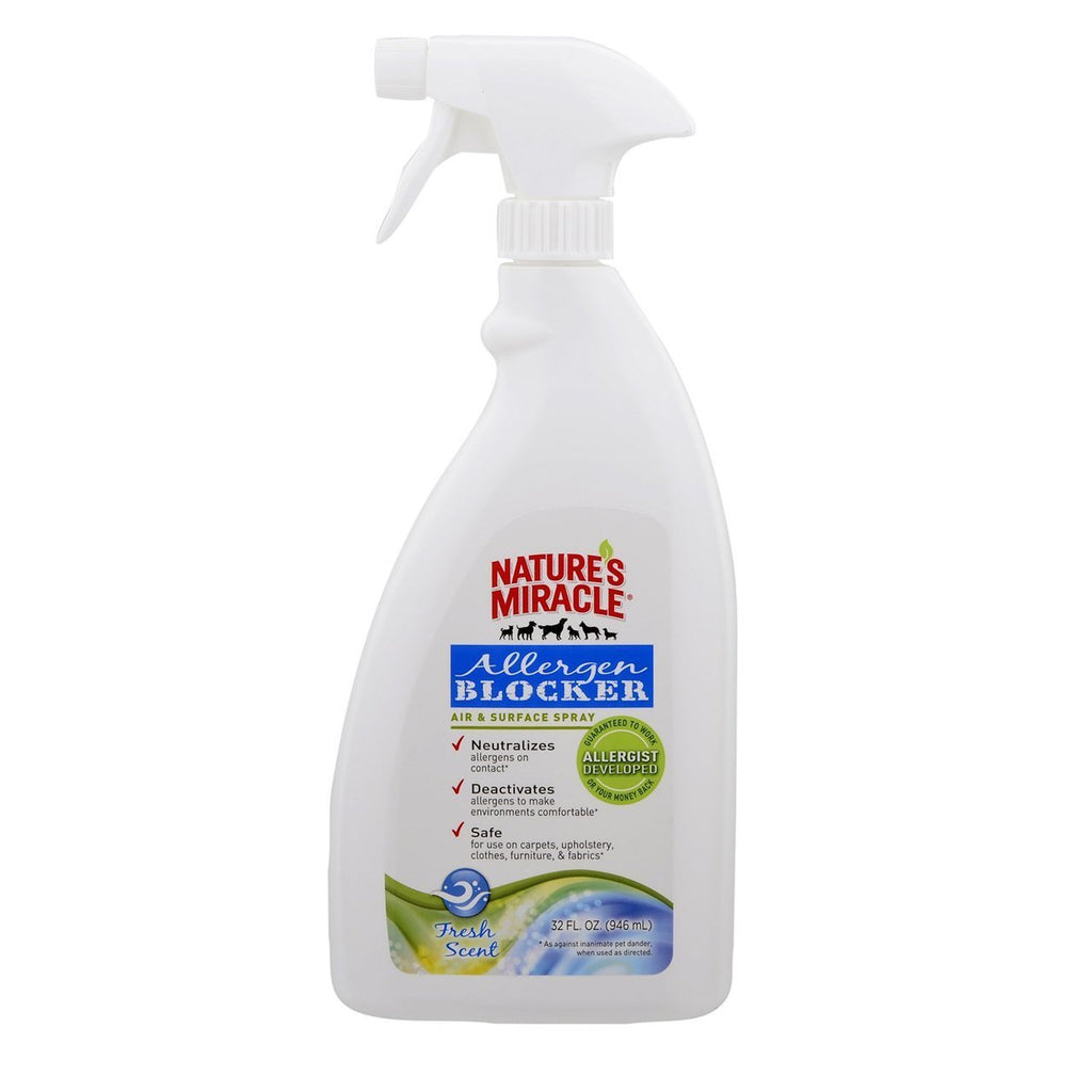 Allergen Blocker Air and Surface Spray - Rocky & Maggie's Pet Boutique and Salon