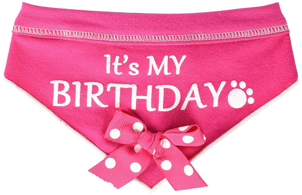 It's My Birthday Scarf