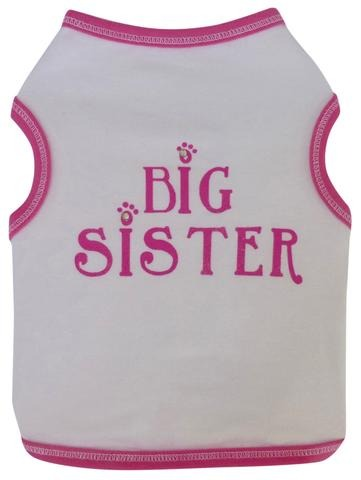 Big Sister Tee - Rocky & Maggie's Pet Boutique and Salon