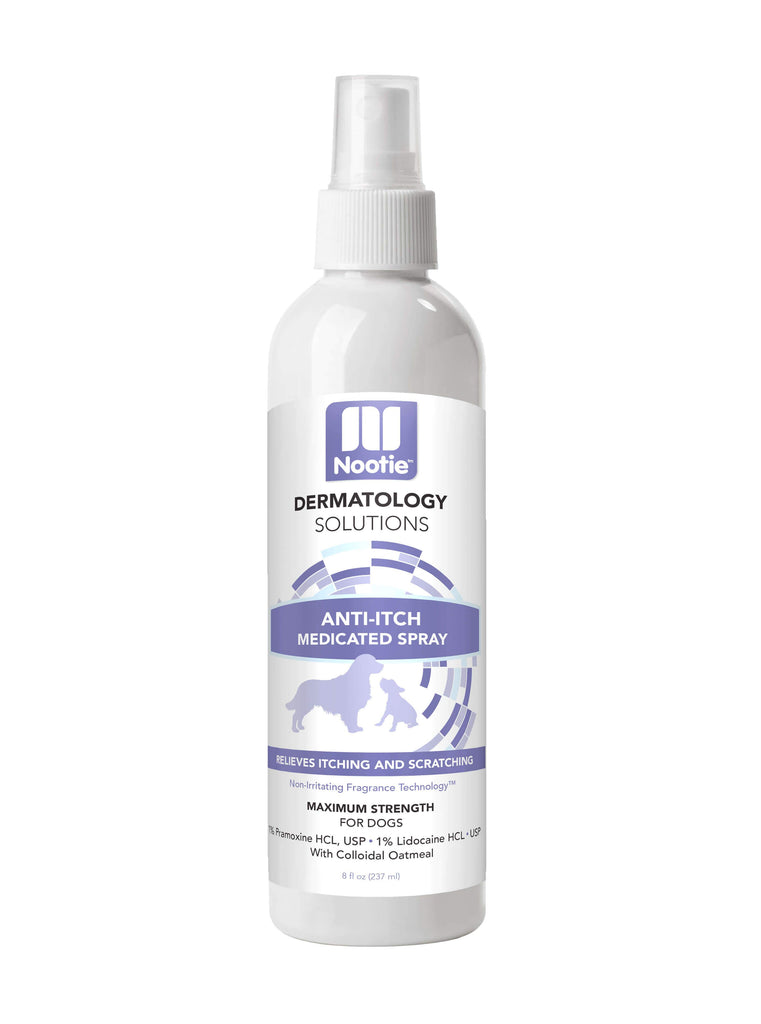 Anti-Itch Medicated Spray, 8oz - Rocky & Maggie's Pet Boutique and Salon