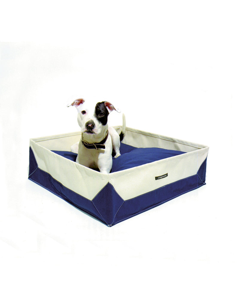 Boat Canvas Bed  -  Various Colors - Rocky & Maggie's Pet Boutique and Salon