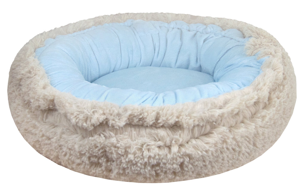 Bagelette Bed - Blondie and Heavenly - Rocky & Maggie's Pet Boutique and Salon