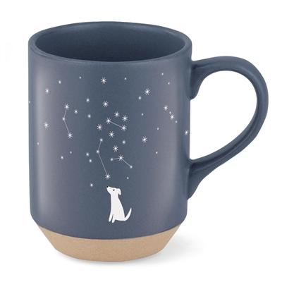 Celestial Dog Stoneware NY Mug - Rocky & Maggie's Pet Boutique and Salon