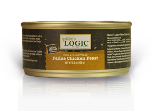 FELINE CHICKEN FEAST - Rocky & Maggie's Pet Boutique and Salon