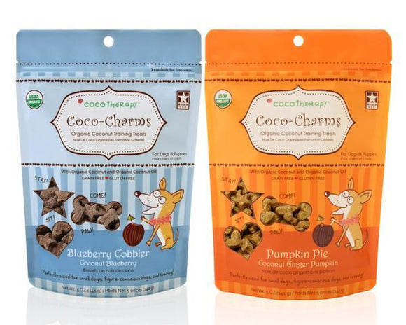 Coco-Charms Training Treats - Rocky & Maggie's Pet Boutique and Salon