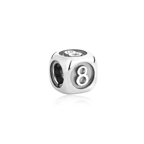 Numbers - 8 Bead - Rocky & Maggie's Pet Boutique and Salon