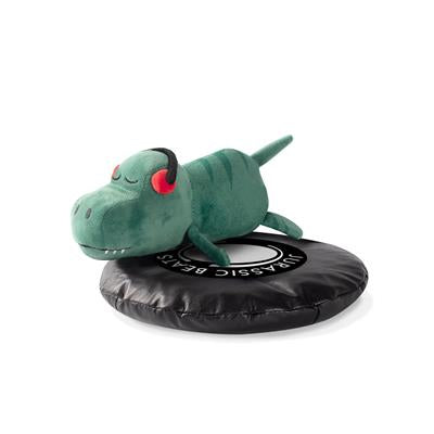 DJ Rexy Rex Plush Dog Toy