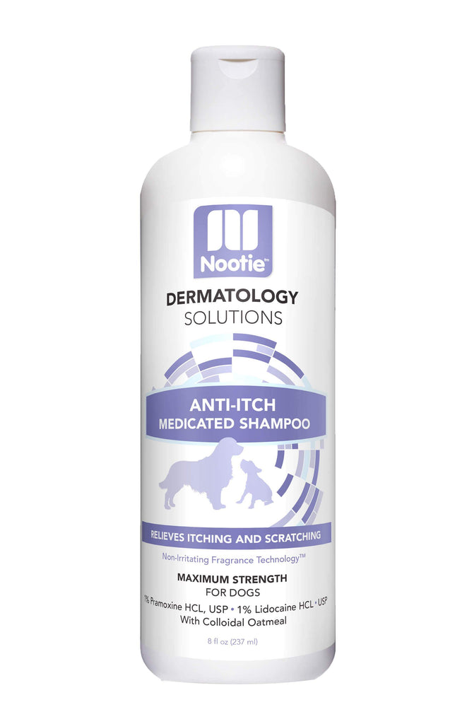 Anti-Itch Medicated Shampoo, 8oz - Rocky & Maggie's Pet Boutique and Salon
