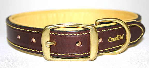Deer Tan Collar - Rocky & Maggie's Pet Boutique and Salon