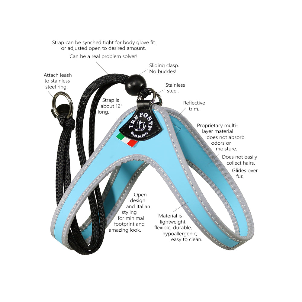Liberty Strap Harness - Rocky & Maggie's Pet Boutique and Salon