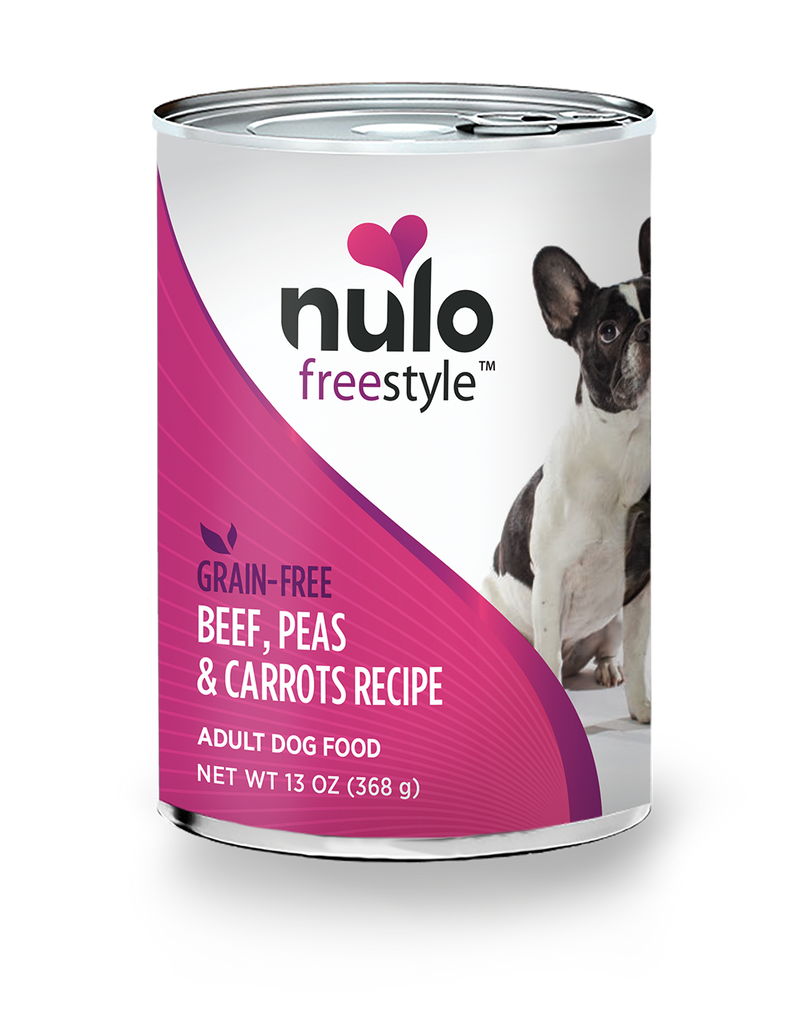 Freestyle Dog Beef, Peas, & Carrots 13oz