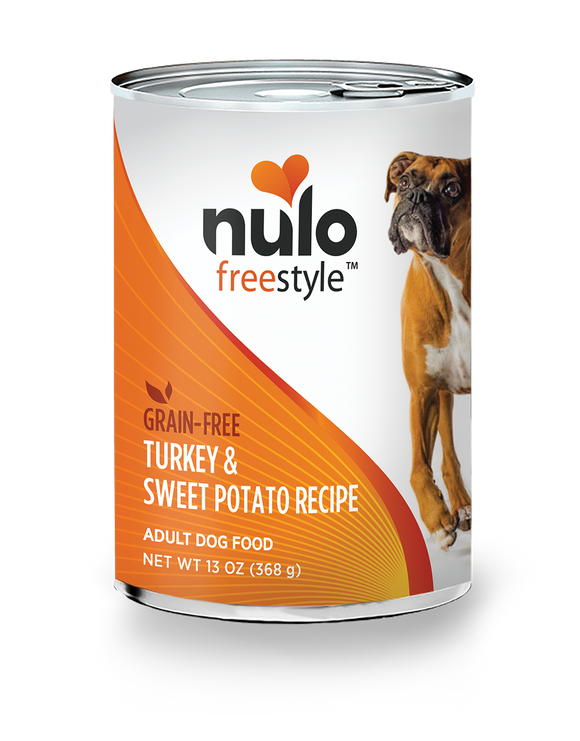 Freestyle Dog Turkey & Sweet Potato 13oz