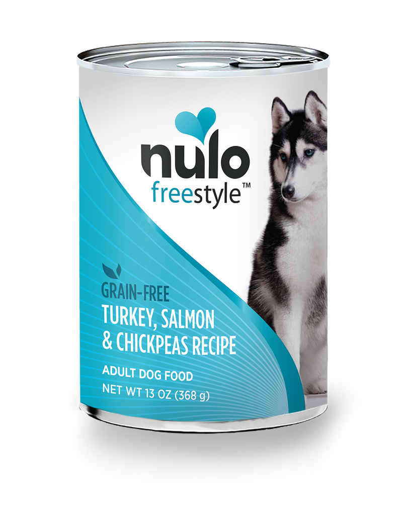 Freestyle Dog Salmon & Chickpeas 13oz
