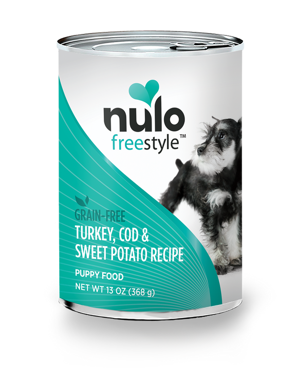 Freestyle Puppy Turkey, Cod, & Sweet Potato 13oz