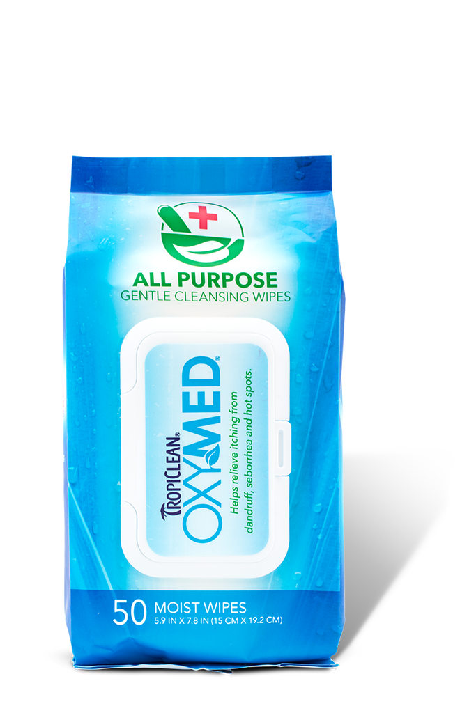 OxyMed All-Purpose Pet Wipes, 50ct