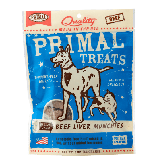 Beef Liver Munchies - Rocky & Maggie's Pet Boutique and Salon