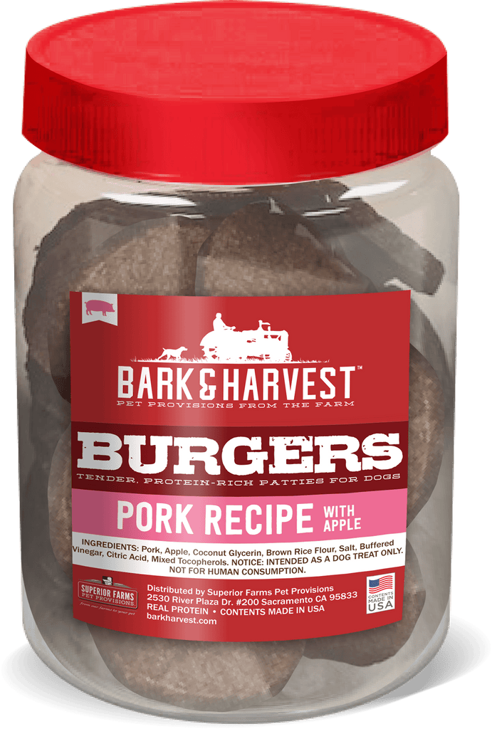 Bark & Harvest - Burgers - Rocky & Maggie's Pet Boutique and Salon