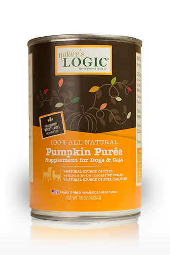 Nature's Logic Pumpkin Puree, 15oz