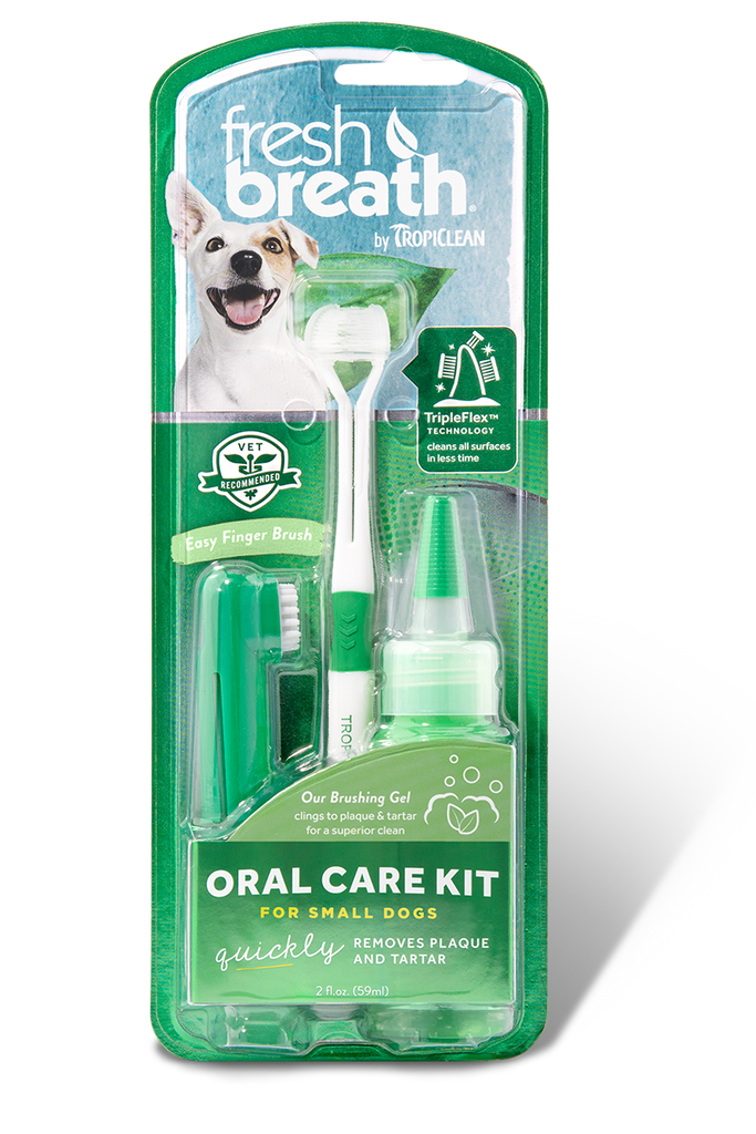 Fresh Breath Oral Care Toothbrush Kit