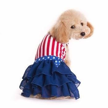 American Girl Dog Dress - Rocky & Maggie's Pet Boutique and Salon