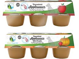 Applesauce with Pumpkin 6pk - Rocky & Maggie's Pet Boutique and Salon