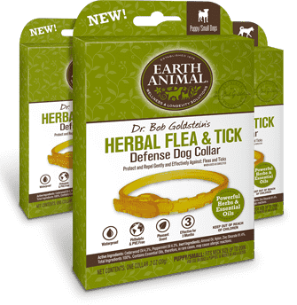 Herbal Flea & Tick Defence Collar