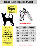 Fluo Strap - Rocky & Maggie's Pet Boutique and Salon