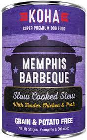 Memphis Barbeque Chicken Stew, 12.7oz