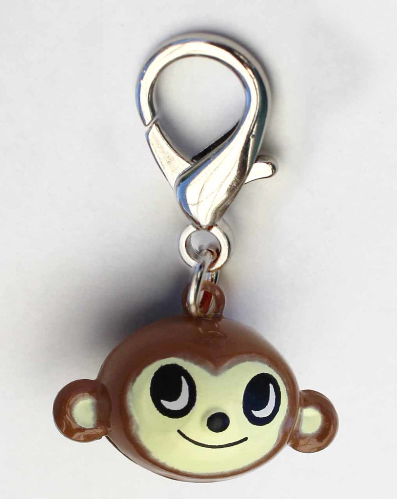 Jingle Monkey Charm